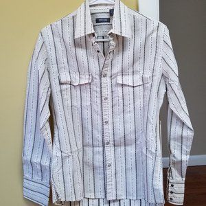 Kenneth Cole Button Down Flannel